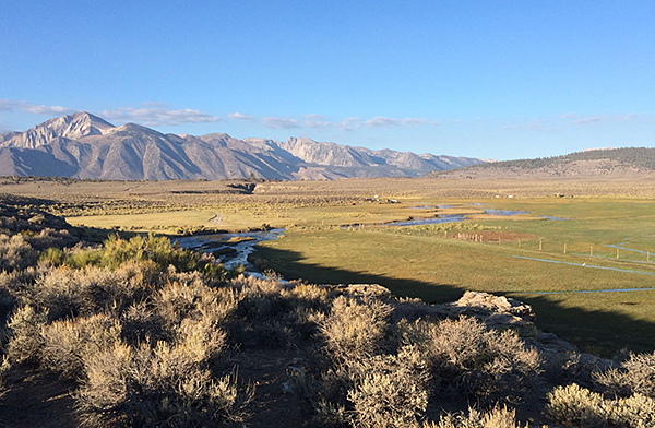 Owens River Valley
